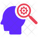Intelligent Search Search Business Icon