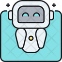 Intelligent Tactical Bot Defender Defense Icon
