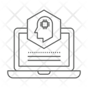 Intelliigent Assistant Intelligent Assistant Support Service Icon