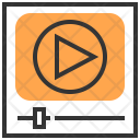 Interaction Movie Video Icon