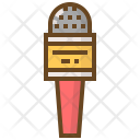 Interaction Microphone Technology Icon