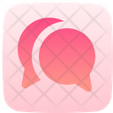 Interaction Dialogue Chat Icon