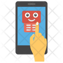 Interaction Communication Remotely Synergy Icon