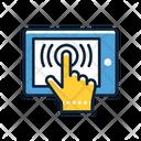 Interaction Design Design Tool Icon