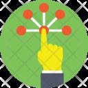 Interactive Design Interaction Icon