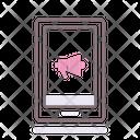 Interactive In App Pre Roll Dooh Megaphone Icon