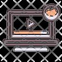 Interactive Pre Roll Interactive Video Icon