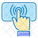 Interactive User User Tablet Icon