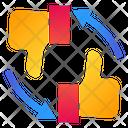 Interchange Refresh Update Icon
