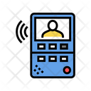 Intercom Device Color Icon