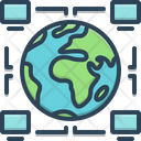 Intercompany Glob Monitor Icon