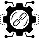 Interconeccion Link Setting Chain Link Icon