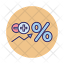 Minterest Rates Interest Interest Rates Icon