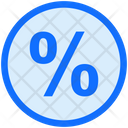 Interest Percentage Rate Icon