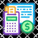 Interest Calculation Icon
