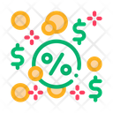 Interest Free Loans Payday Icon