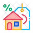 Interest Home Purchase Icon