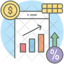 Interest Rate Interest Percentage Fixed Interest Icon