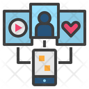 Interface Application Smartphone Icon