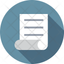 Interface File Document Icon