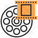 Interface Movie Network Icon