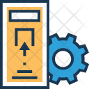 Interface Software Cogwheel Icon