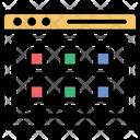 Interface Telecommuting Theme Icon
