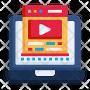 Interface Content Design Icon