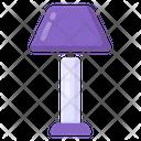 Interior Lamp Icon