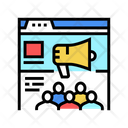 Internal Communities Color Icon