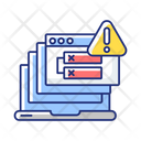 Internal Server Error Internal Server Icon