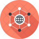International Global Connection Icon