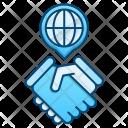 International agreement Icon