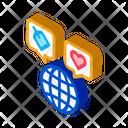 International Ambassador Icon