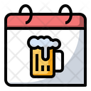 International beer day Icon