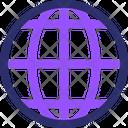 Business International Business Finance Icon