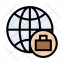 Portfolio Global Career Icon