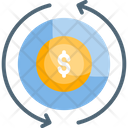 International Business Network Communication Icon
