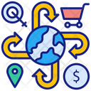International Business Icon