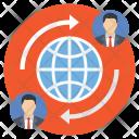 International Businessmen Global Icon