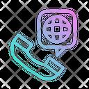 International call Icon
