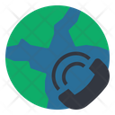 Online Call Network Icon