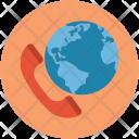 Globe Map Global Icon