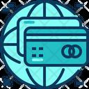 International Card Icon