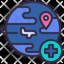 International Collaboration Icon