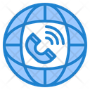 World Global Wifi Icon