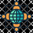 International Co Operation Icon