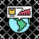 International Company Review Icon