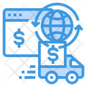 World Exchange Currency Icon