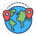 International Delivery Location Icon